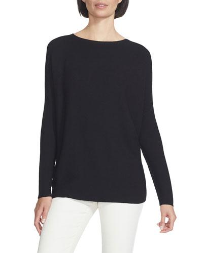 Links Stitch Crewneck Sweater