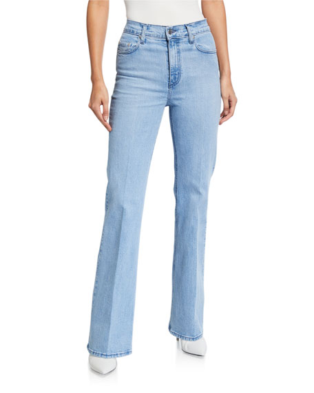 Nobody Denim Jacqueline High-Rise Jeans