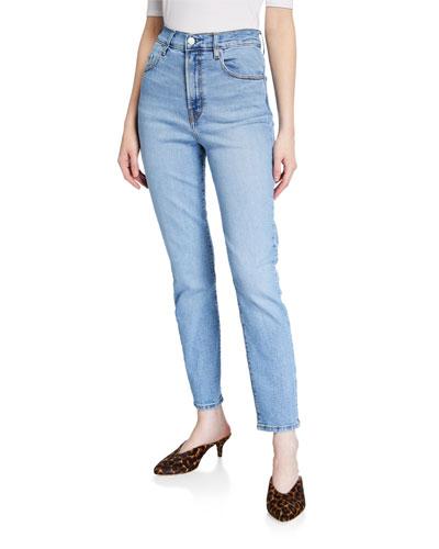 Frankie Slim Stretch Ankle Jeans