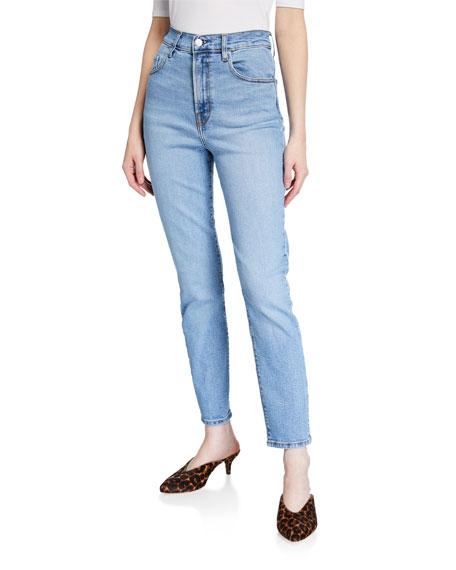 Nobody Denim Frankie Slim Stretch Ankle Jeans