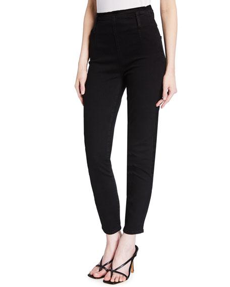 Nobody Denim Moda High-Rise Skinny Jeans