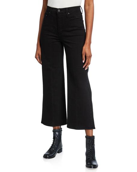 Nobody Denim Milla Wide-Leg Ankle Jeans
