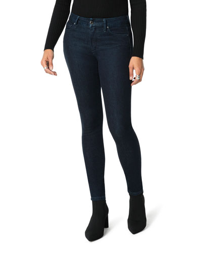 The Icon Ankle Dark Wash Skinny Jeans