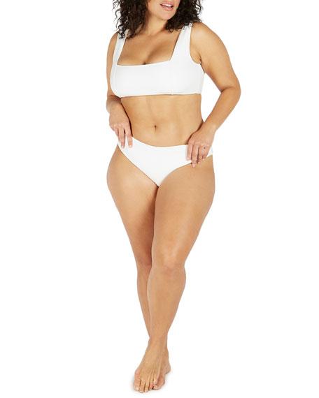 Saint Somebody Plus Size Walking On A Dream Bikini Top