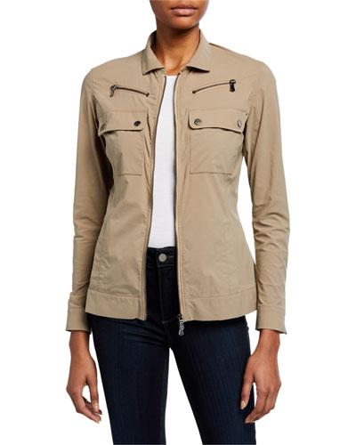 Madeline Pocket Detail Jacket