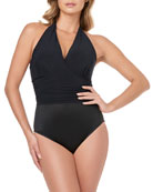 Magicsuit Yves Halter One-Piece Swimsuit (DD Cup)