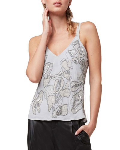 Athena Beaded Cami