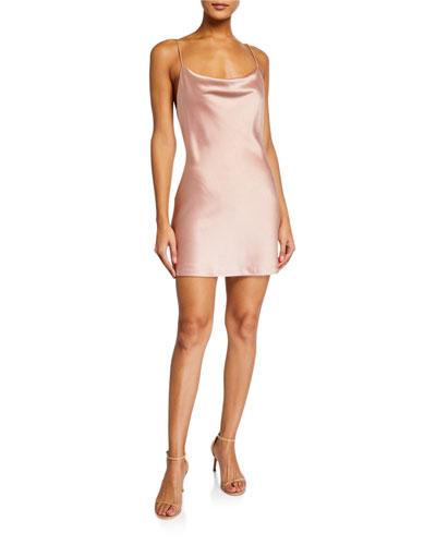 New Womens Crepe Full Slip Under Dress Cami Strappy Chemise Size 16//18