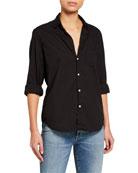 Frank & Eileen Long-Sleeve Button-Down Cotton Shirt