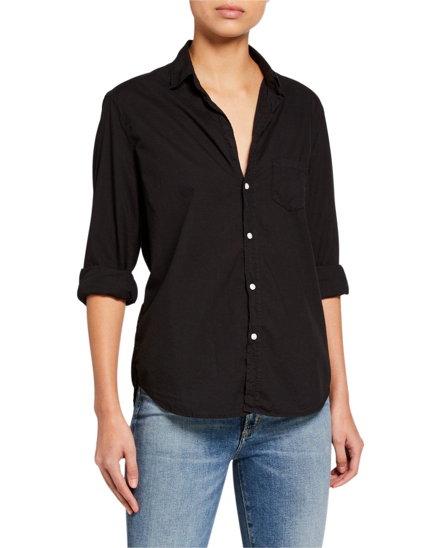 Eileen Featherweight Button-Up Shirt