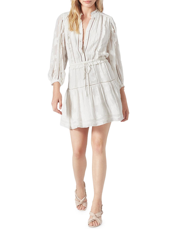 Joie Dresses ADEL B LONG-SLEEVE DRESS