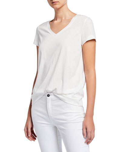 Plus Size The Modern V-Neck Tee