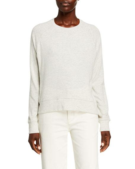 Vince Long-Sleeve Raglan Sweater