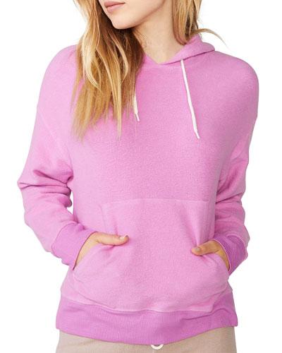 Reversed College Pullover Hoodie