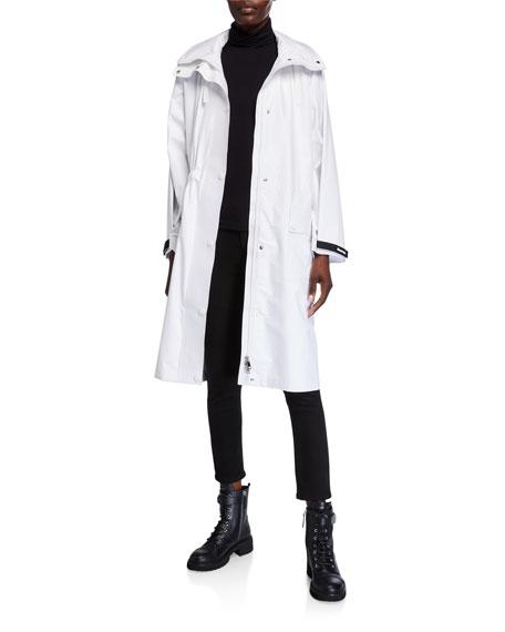 Moncler Sapin Long Coat