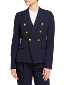 A.L.C. Hastings Double-Breasted Jacket and Matching Items &