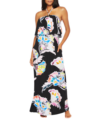 Seychelles Halter Maxi Dress