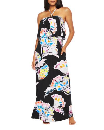 Seychelles Halter Maxi Dress