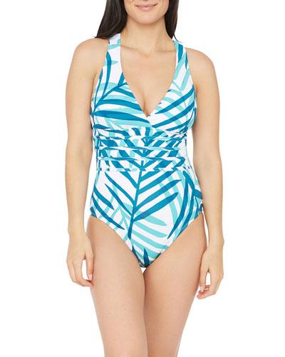 Vista Cross-Back Mio One-Piece Swimsuit
