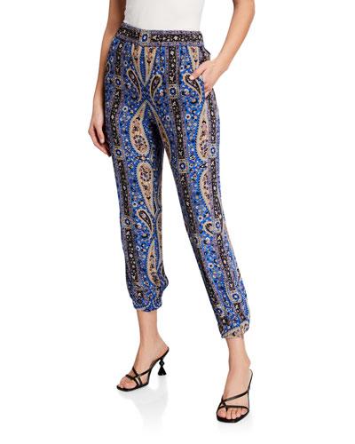 Tristin Paisley Pants