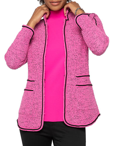Petite Power Play Jacket