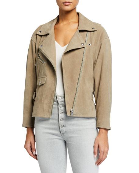 Iro Tigao Leather Jacket