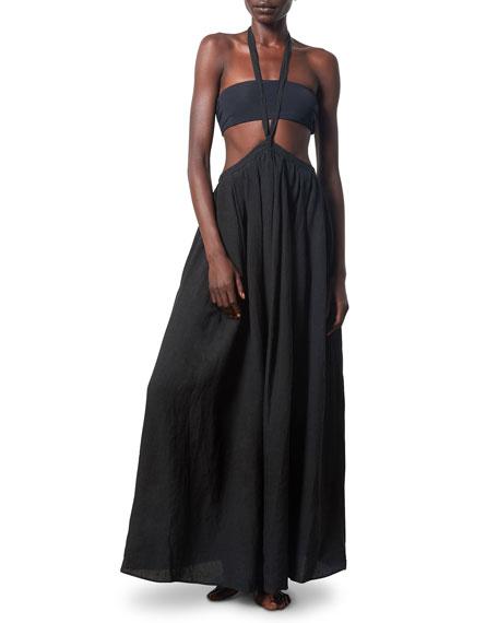 Mara Hoffman Graziella Coverup Skirt