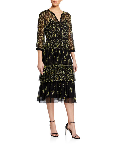 ba&sh Morris Dress