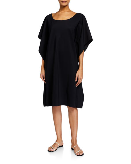 Chiara Boni La Petite Robe Araya Scoop-Neck Coverup