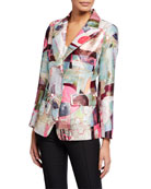 Berek Plus Size The Elegant Eve Jacket