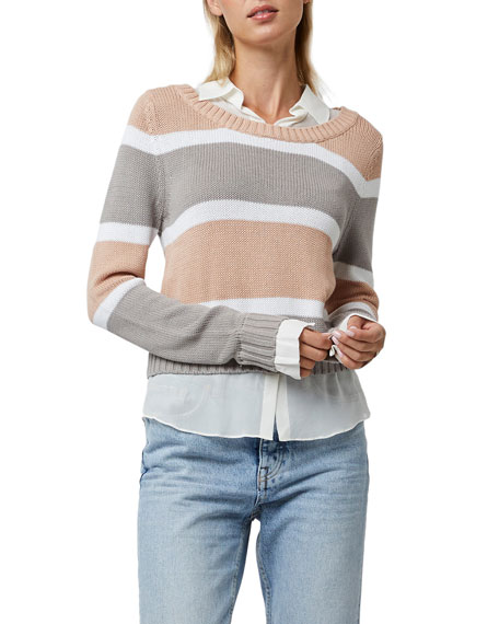 AS by DF Veronica Twofer Sweater