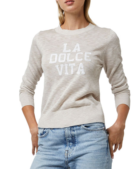 AS by DF La Dolce Vita Sweater Top