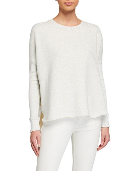 Frank & Eileen Tee Lab Relaxed Long-Sleeve Fleece Sweatshirt