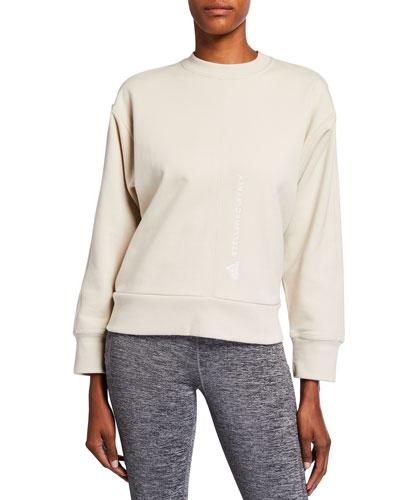 Essentials Logo Pullover Sweatshirt