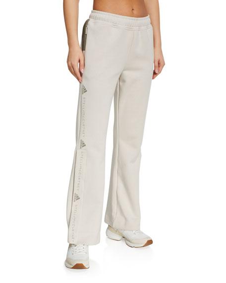 adidas by Stella McCartney Logo-Side Track Pants