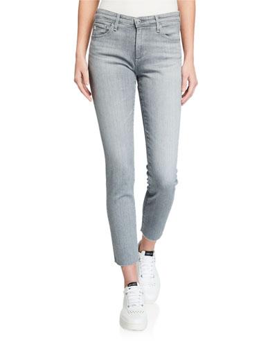 Prima Mid Rise Cigarette Ankle Jeans