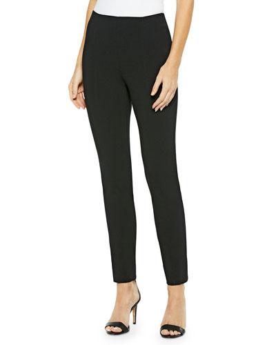 Lightweight Ponte Pull-On Pants