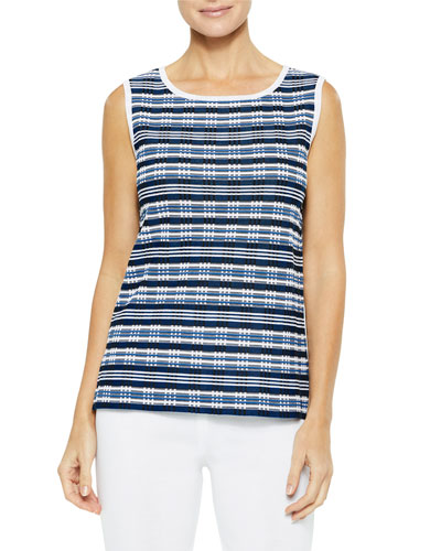 Digital Pattern Classic Knit Tank