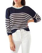 Splendid Mohawk Striped Sweater
