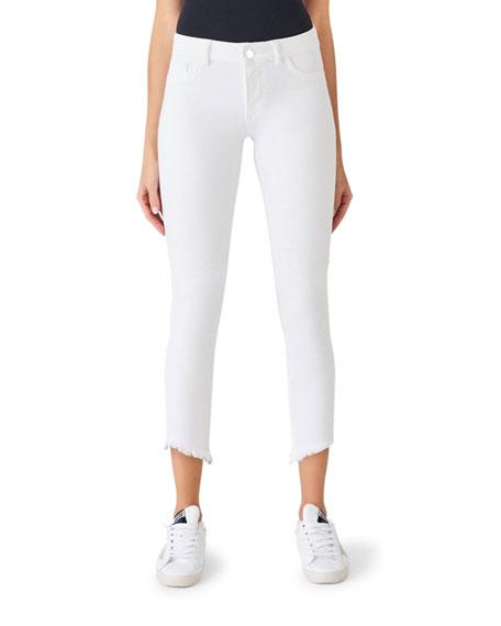 DL1961 Premium Denim Florence Crop Jeans