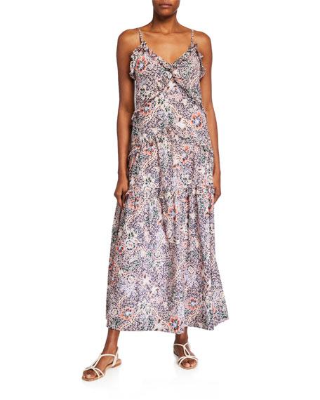 Rebecca Minkoff Sasha Maxi Dress