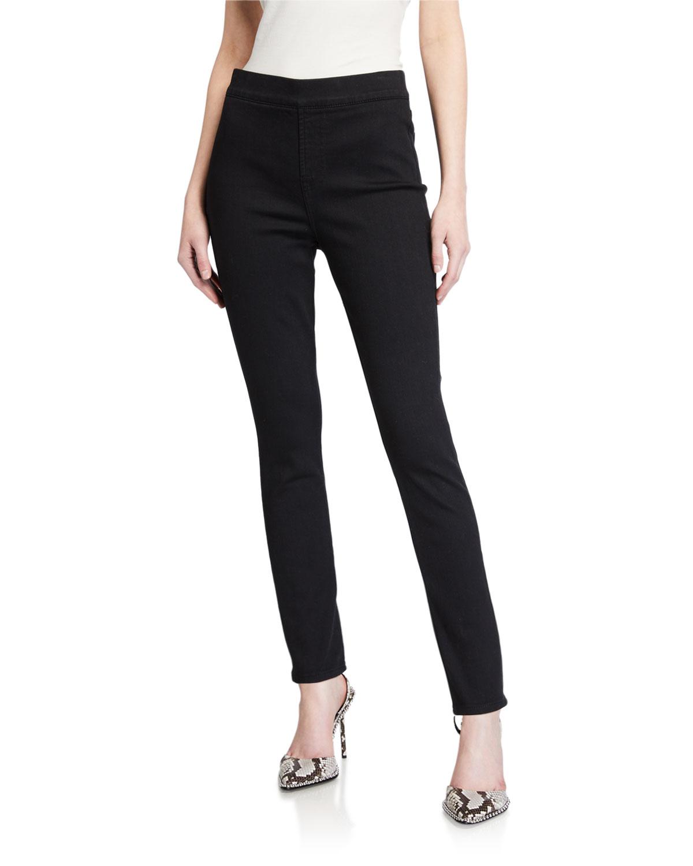 Comfort Skinny Pull-On Jeans