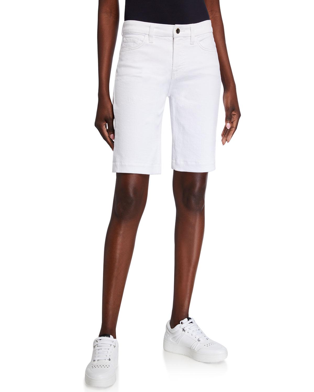 Bermuda Jean Shorts