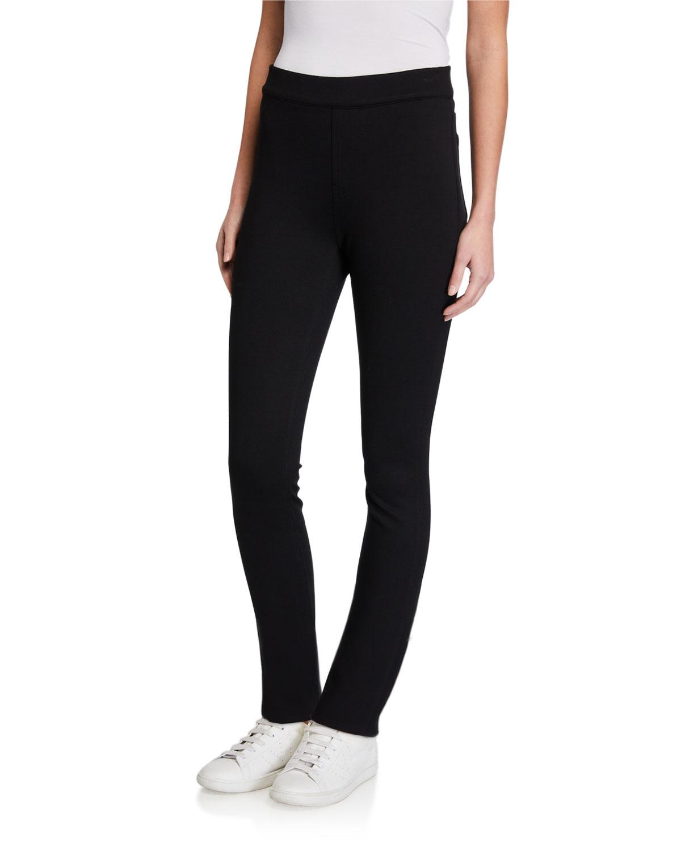 Comfort Skinny Pull-On Knit Pants