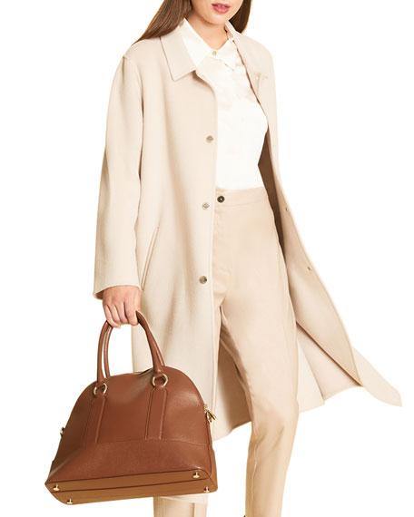 Marina Rinaldi Plus Size Tarina Double-Face Wool Coat