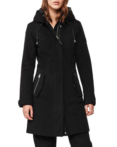 Katie 3-Piece Liner and Coat with Hood