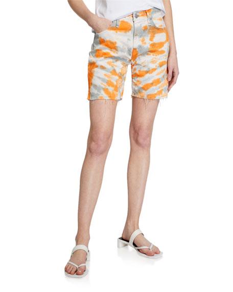 Hudson Hanna Mini Biker Shorts
