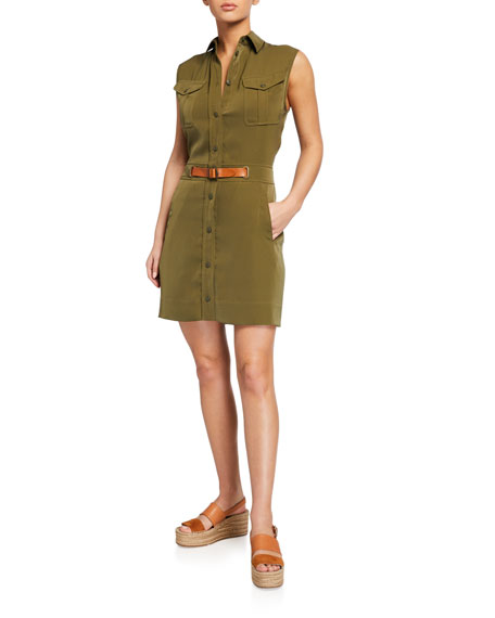 Rag & Bone Caroline Sleeveless Dress