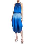 Ramy Brook Audrey Ombre Dress