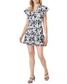 Joie Krystina D Floral-Print Dress